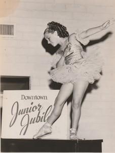 Carmen ballerina